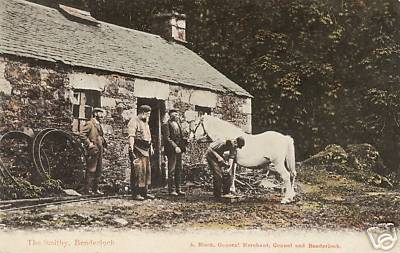 Benderloch_The_Smithy_postcard_ebay~0.JPG